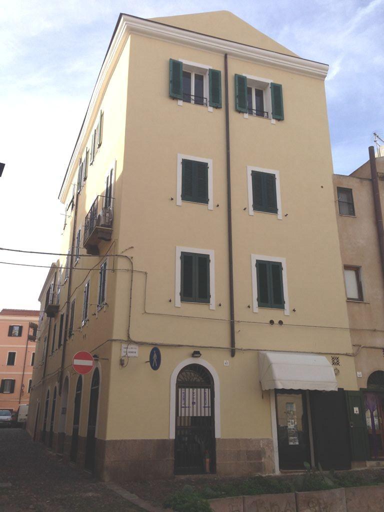 Ristrutturazione condominio Alghero